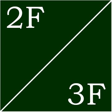 2F/3F